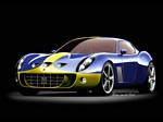 Vandenbrink Ferrari 599 GTO Mugello Wallpapers