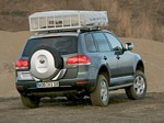 VW Touareg Expedition Wallpapers