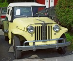 Willys Jeepster Wallpapers