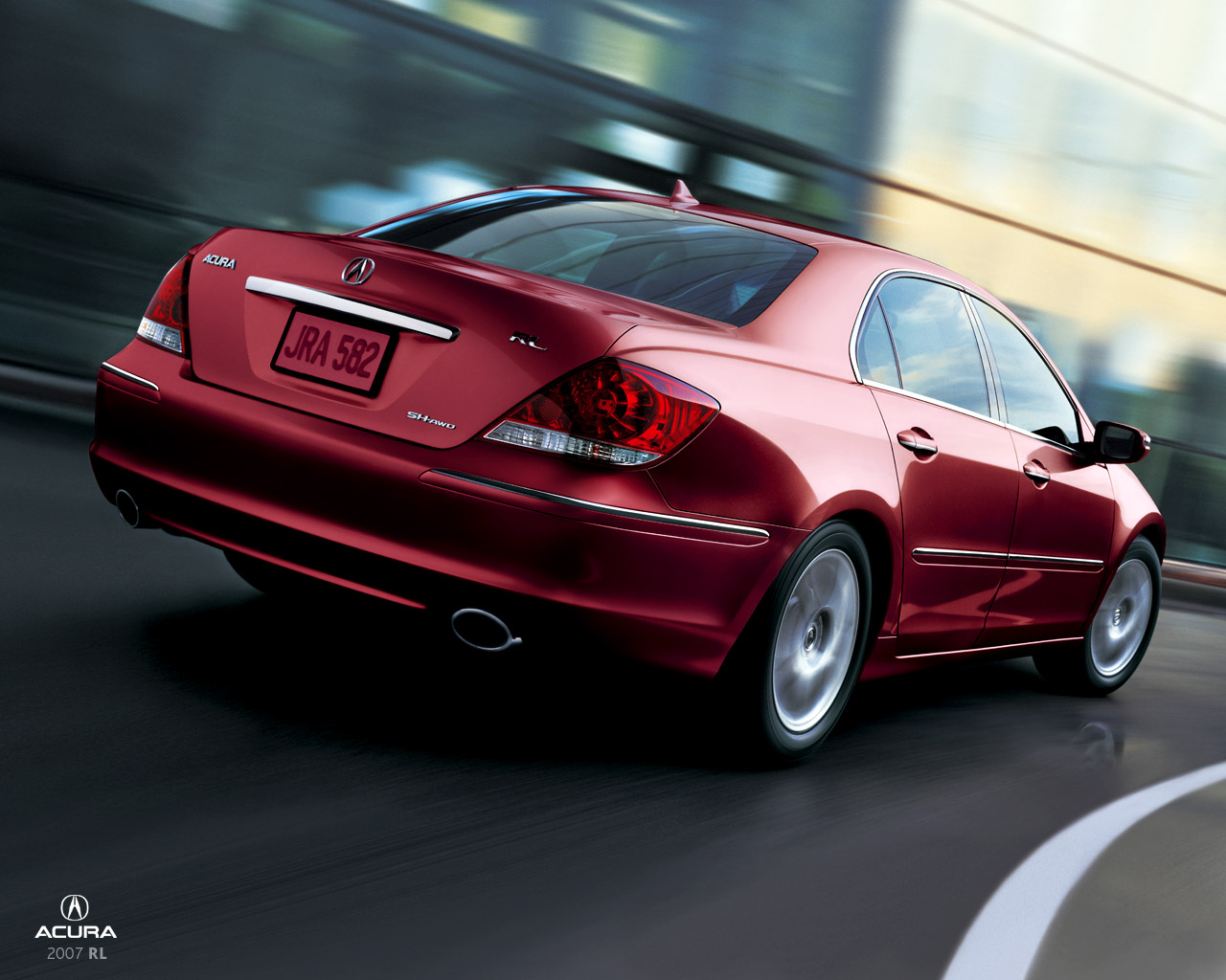 Acura RL car picture