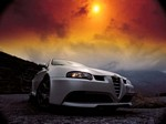 Alfa Romeo 147 Sports Hatchback Wallpapers