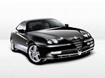 Alfa Romeo GTV Black Wallpapers