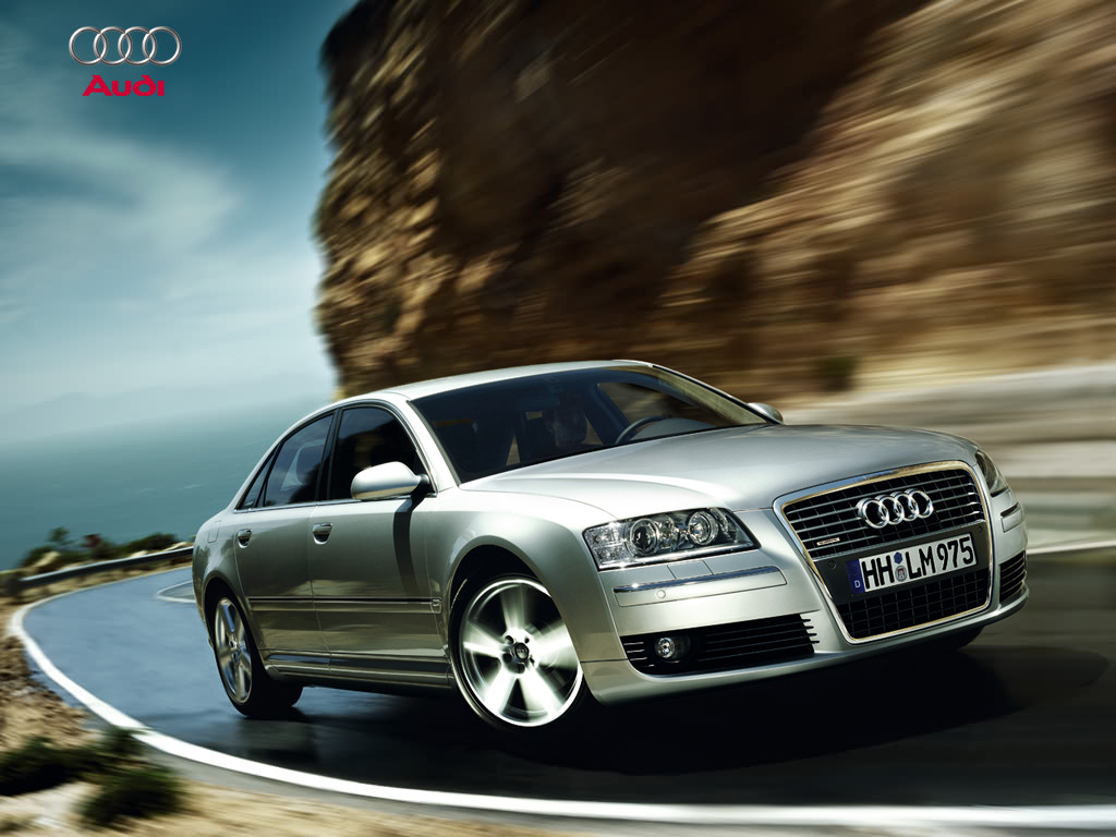 Audi A8 Best Luxury Cars: Audi A8 Flagship Luxury Sedan Wallpapers By Cars
