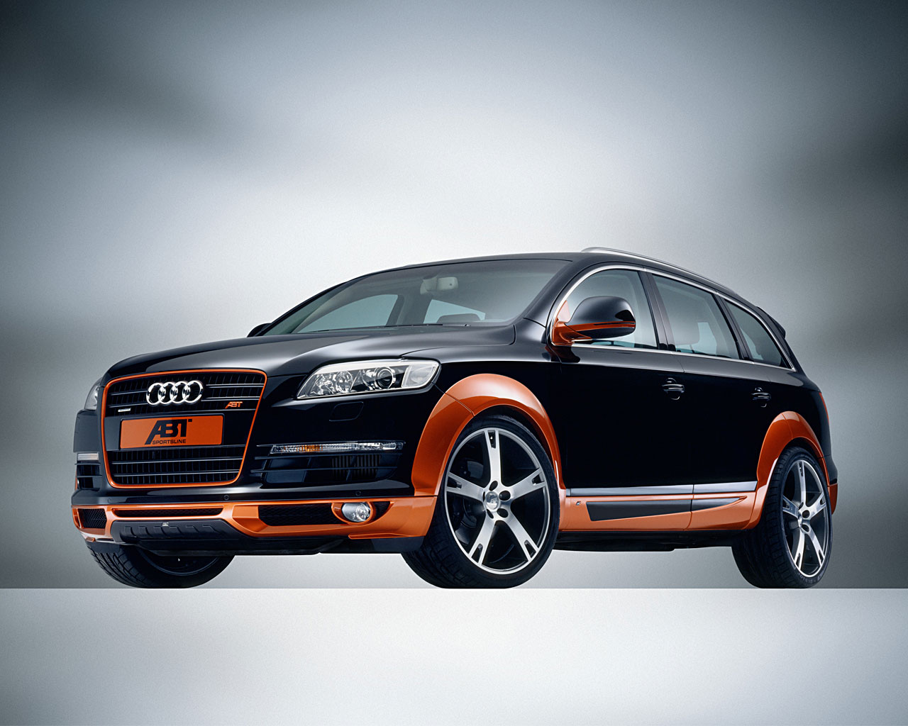 Audi Q7 2006 Abt Sportsline Tuning Wallpapers By Cars Wallpapers Net