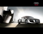 Audi R8 Sports Car Wallpapers