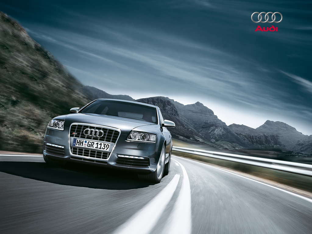 Audi S6 420-HP V10 Engine Wallpapers by Cars-wallpapers.net