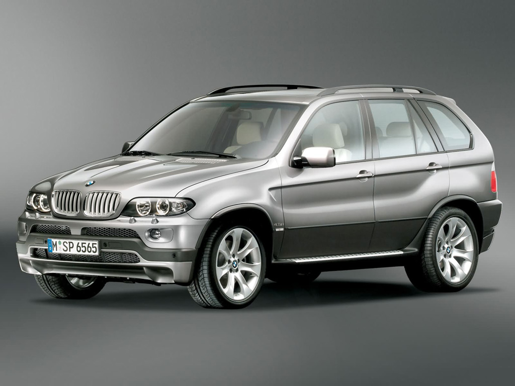 BMW X5 4.8is Wallpapers by Cars-wallpapers.net