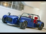 Caterham Seven CSR Wallpapers