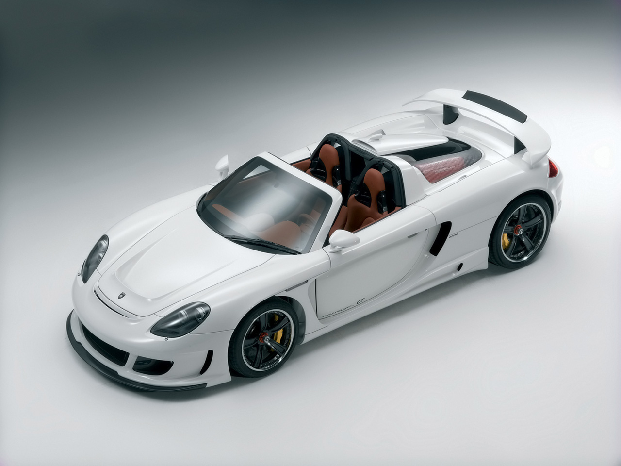 Gemballa Porsche Carrera Mirage GT | Car Wallpapers and Backgrounds