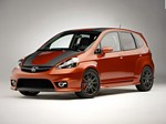 Honda Fit Sport Extreme Concept Wallpapers