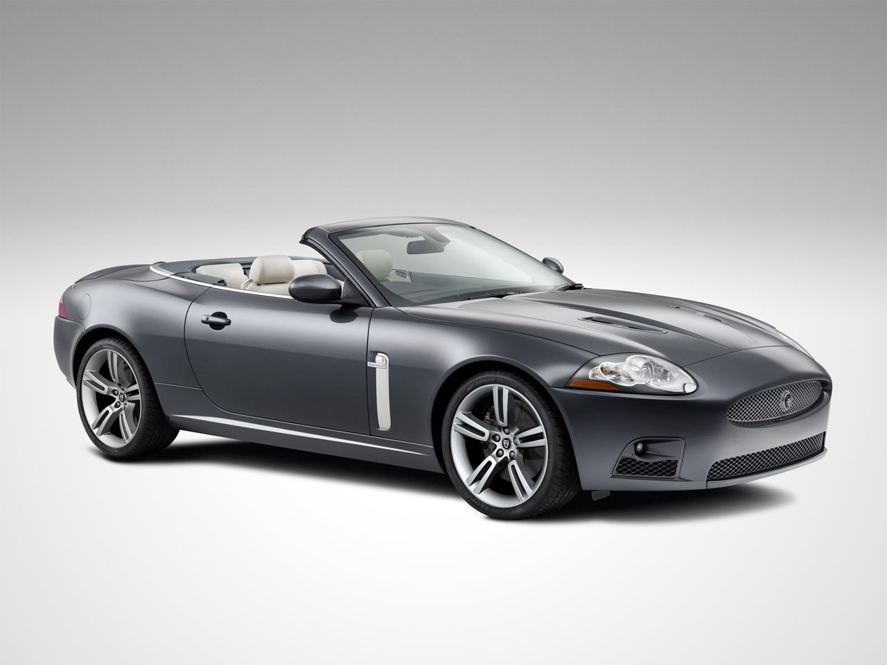 Jaguar Xkr Convertible Xk Series Wallpapers By Cars