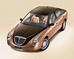 Lancia Thesis Bicolore Wallpapers