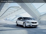 Lexus GS Hybrid Sedan Wallpapers