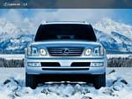 Lexus LX Premium Luxury Utility Vehicle Wallpapers