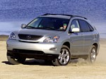 Lexus RX 330 SUV Wallpapers
