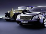 Maybach 62 And DS7 Zeppelin Wallpapers