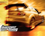 Mazda RX8 Tuned Wallpapers