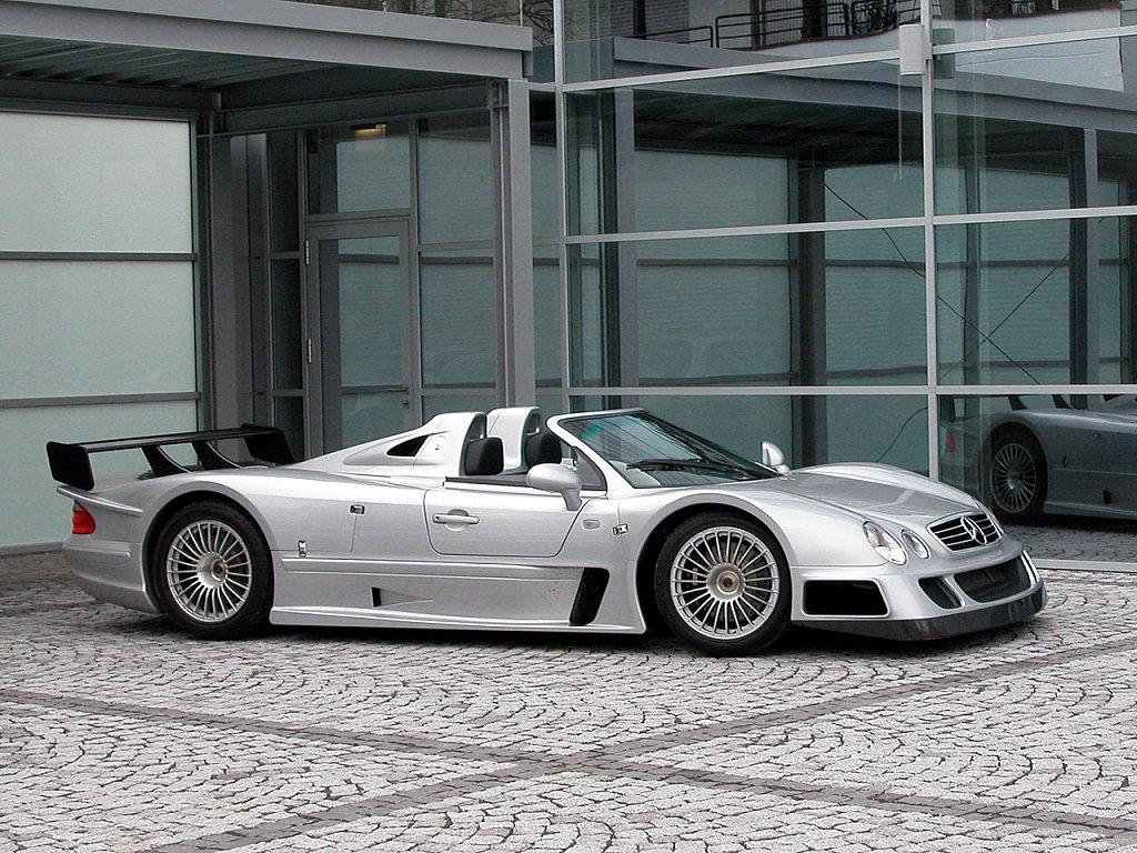 Mercedes Benz Clk Gtr Roadster Wallpapers By Cars Wallpapersnet