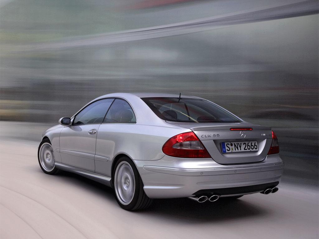 Mercedes Benz Clk55 Amg Wallpapers
