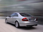 Mercedes Benz CLK55 AMG Wallpapers