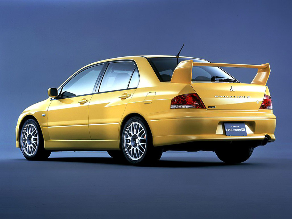 Mitsubishi Lancer Evolution Vii Wallpapers By Cars