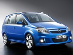 Opel Zafira OPC Wallpapers
