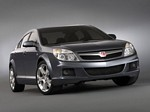 Saturn Aura Concept Car Wallpapers