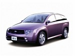 Subaru WX 01 Wagon Concept Wallpapers