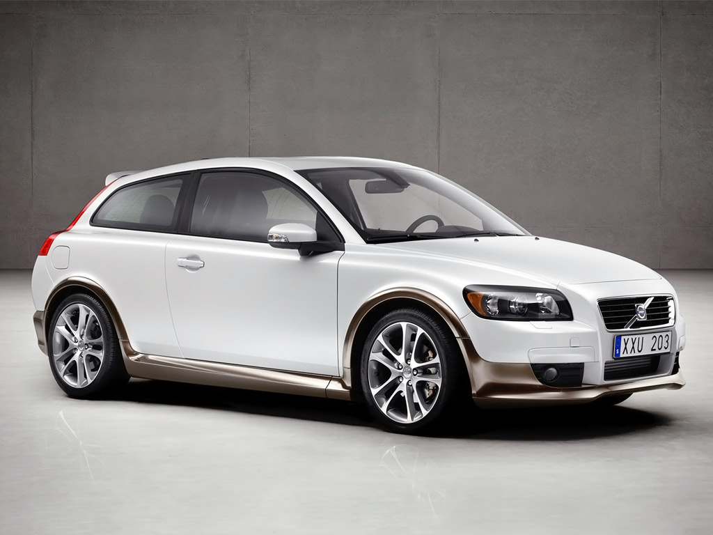Volvo C30 Coupe Wallpapers in High resolution by Cars-wallpapers.net