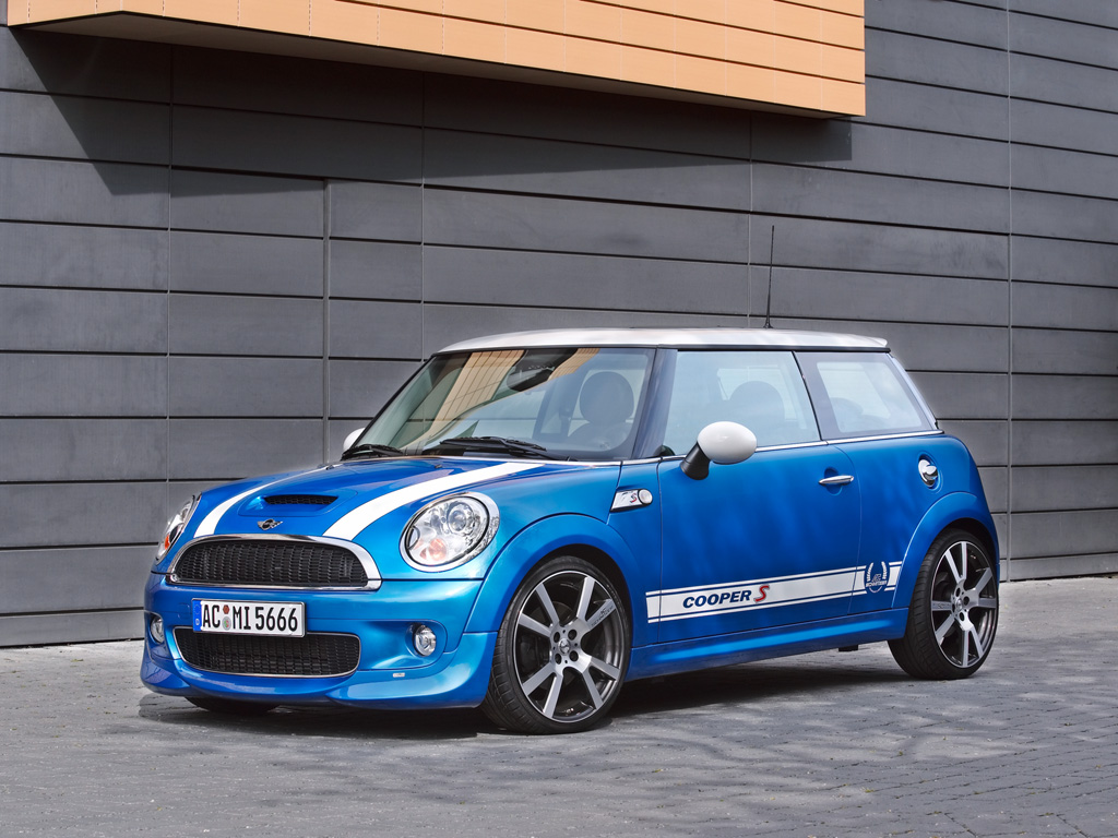 Ac Schnitzer Mini Cooper R56 Wallpapers By Cars Wallpapers Net