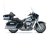 Harley Davidson Electra Glide Classic Wallpapers