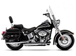 Harley Davidson FLSTCI   Heritage Classic Wallpapers