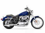 Harley Davidson Sportster XL1200C Wallpapers