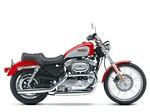 Harley Davidson XL1200C Sportster Wallpapers