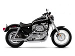 Harley Davidson XL883 Sportster Wallpapers