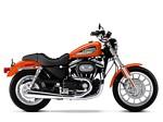Harley Davidson XL883R Wallpapers