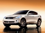 Infiniti EX Concept Wallpapers