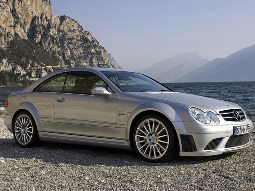 Mercedes Benz CLK AMG