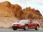 Mitsubishi Eclipse Spyder GT Wallpapers