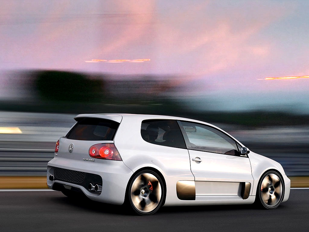 Volkswagen Golf Gti W12 650 Wallpapers By Cars Wallpapers Net