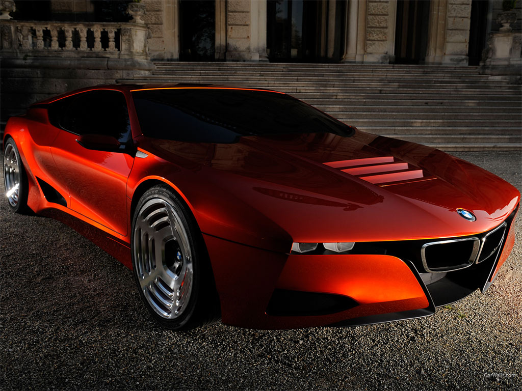 Car Wallpapers » BMW M1 Concept Wallpapers