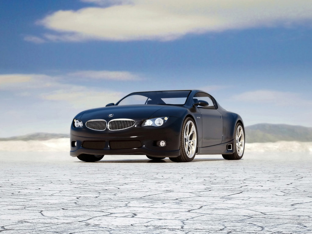 BMW M-Zero Concept Wallpapers by Cars-wallpapers.net