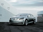 Buick Invicta Concept Wallpapers