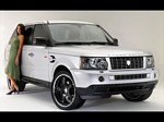 STRUT Land Rover Range Rover Sport Ascot Emerald Wallpapers
