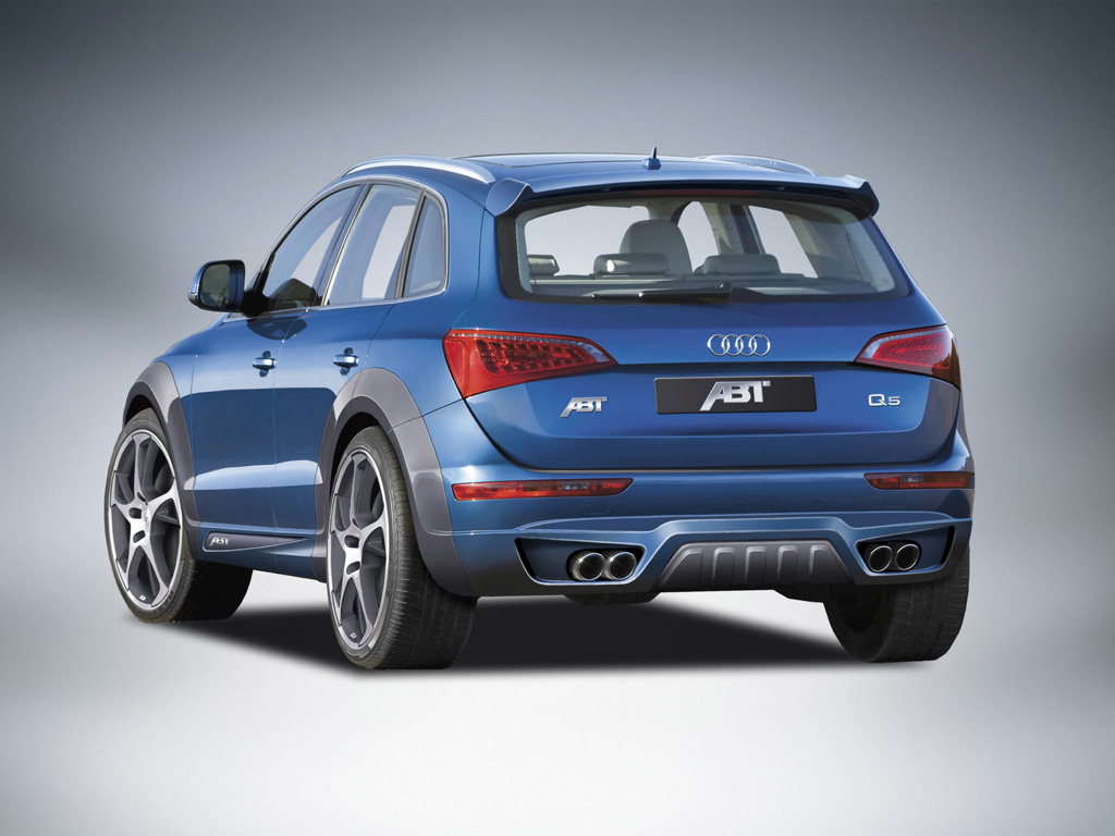 2009 Abt Audi Q5 Wallpapers By Cars Wallpapers Net