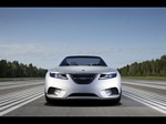 2008 Saab 9 X Air Concept Wallpapers