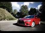 2009 Mitsubishi Ralliart Wallpapers