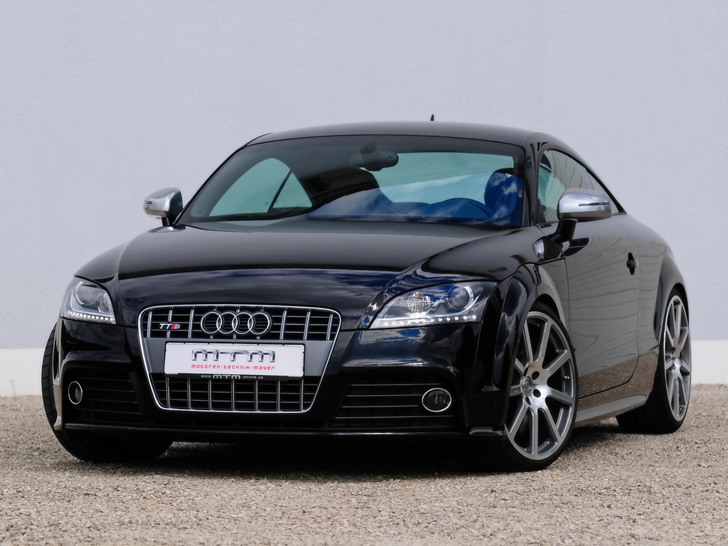 2009 MTM Audi TTS Wallpapers