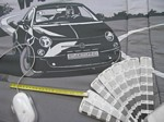 2009 StudioTorino Fiat 500 Diabolika Wallpapers
