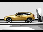 2008 BMW Concept X1 Wallpapers